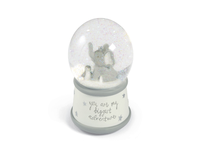 Light & Sound Snow Globe
