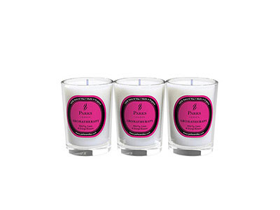 Perfumed Candle Set
