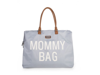 Mommy Bag Big Blue-grey