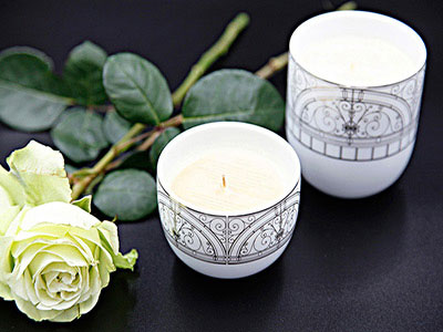 Belle Epoque Big And Small Scented Candle