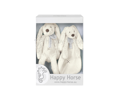 Giftbox Happy Horse Ivory Rabbit Richie