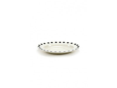 Oval Dish Dots