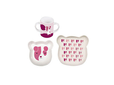 Baby/toddler Porcelain Feeding Set