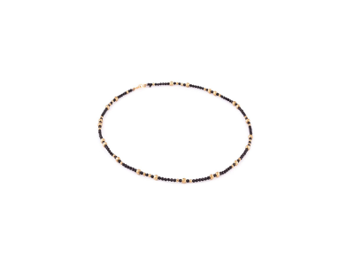 Choker Onyx with Gold Emathyte