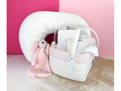 Baby Shower Mega Gift Bundle- Pink