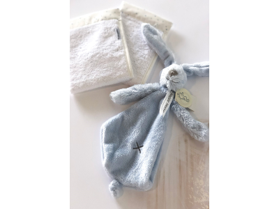 Baby Shower Mini Gift Bundle- Blue