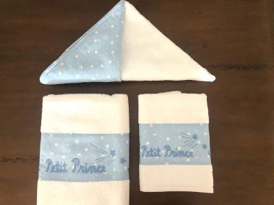 Baby Boy Set of Towels