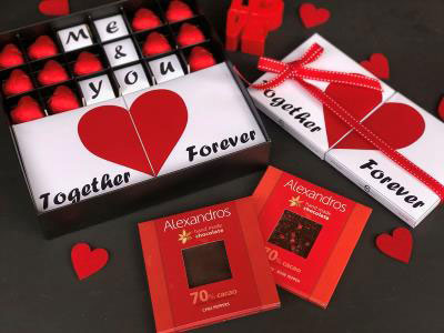 Together Forever Chocolate Mix Box
