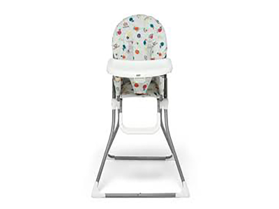 San Remo High Chair- Fruit