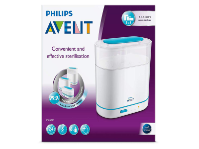 Phillips Avent 3in1 Stereliser