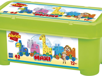 Les maxi Zoo Train Case