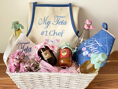 My Teta is Number 1 Chef
